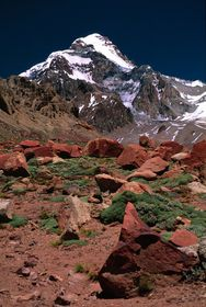 Aconcagua, photo: Winky from Oxford, UK, CC BY 2.0