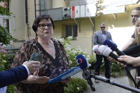Marie Benešová, photo: ČTK/Kateřina Šulová