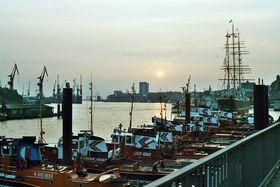 Гамбург, фото: Gerard79 / Stock.XCHNG