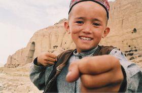 Boy from Bamjan movie