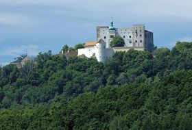 Buchlov castle, photo: Stanislav Doronenko, CC BY 3.0 Unported