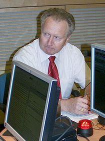 Ян Велеба, фото: Мариан Войтек, Архив Чешского Радио