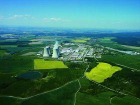 Atomkraftwerk Temelín