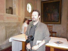 Martin Drahovzal, foto: autorka