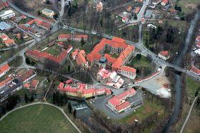 El monasterio de Plasy, foto: Ivo Lukačovič, Wikimedia CC BY-SA 2.5