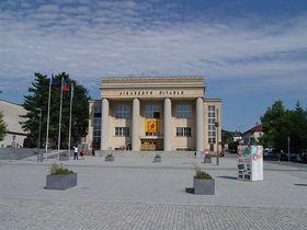 Jiráskovo divadlo vHronově