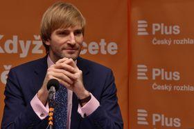 Adam Vojtěch, photo: Jana Přinosilová / Czech Radio