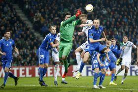FC Liberec contra el Groningen, foto: ČTK