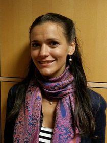 Mirka Kostelková, photo: Ian Willoughby