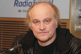 Михал Коцаб, фото: Шарка Шевчикова, Чешское радио