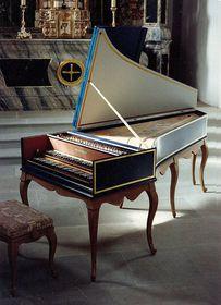 Клавесин, Фото: открытый источник