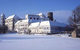 Замок Йидржихов Градец (Фото: CzechTourism)