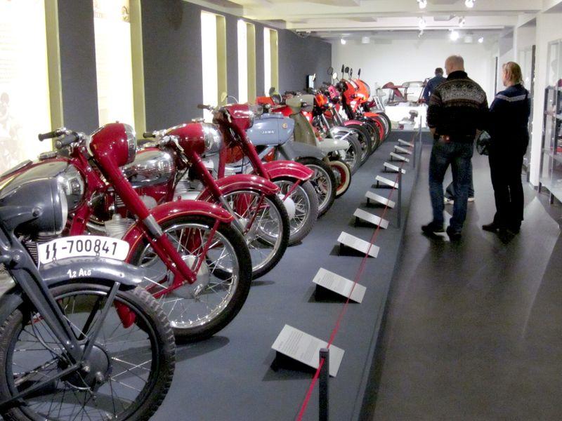 Exposition Le Phénomène Jawa au Musée technique national, photo: Anaïs Raimbault