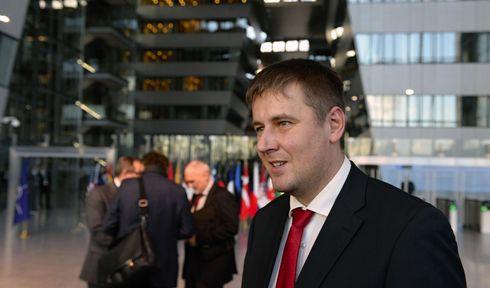 Tomáš Petříček, photo: ČTK/Dospiva Jakub