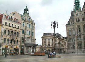 La ciudad de Liberec