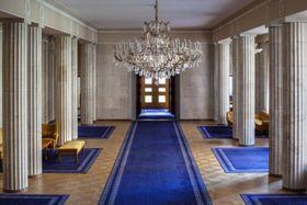 Tschechische Botschaft in Moskau (Foto: Archiv des tschechischen Außenministeriums)