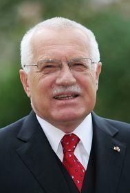Václav Klaus (Foto: Petr Novák, Wikimedia Creative Commons 2.5)