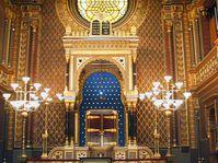 La synagogue Espagnole de Prague