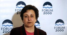 Shirin Ebadi (Foto: ČTK)