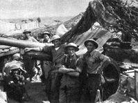 Batalla de Tobruk, foto: public domain