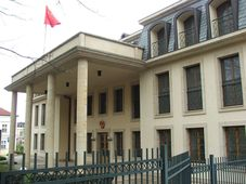 L'ambassade de Chine, photo: Krokodyl, CC BY 3.0