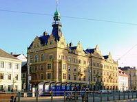 La Faculté de droit à Plzeň