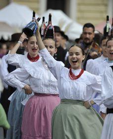 Verein aus Ungarn (Foto: ČTK / Igor Zehl)