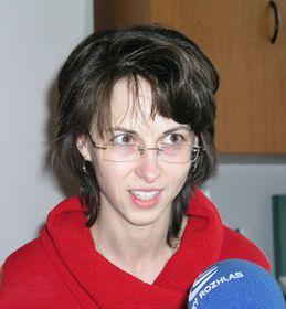 Historiadora Petra Trojnová