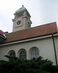 Hus-Kirche in Pecky (Foto: Autorin)
