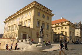 Салмовский дворец, Фото: Кристина Макова, Чешское радио - Радио Прага