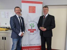 Pavel Noha und Miloslav Janeček (Foto: Martina Schneibergeová)