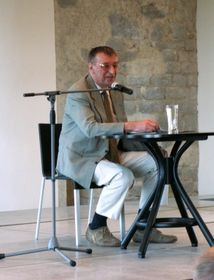 Historik Dušan Třeštík, foto: Wikimedia Commons / Free Domain