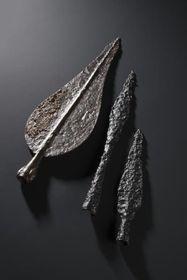 Železné hroty kopí, foto: archiv Národního muzea