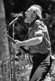 Pete Seeger, photo: Brian McMillen, CC BY-SA 4.0
