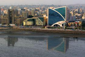 Bandar Abbas, photo: ماني, CC BY-SA 3.0 Unported