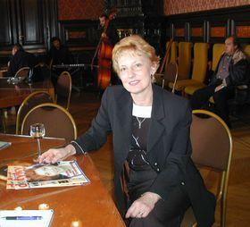 Nada Vokusova (Foto: M. Schneibergova)
