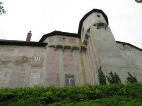 Castillo de Jánský Vrch, foto: Pavel Kvapilík