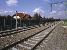 Eisenbahnstrecke zwischen Budapest-Kelenföld und Tárnok (Foto: Archiv Subterra)