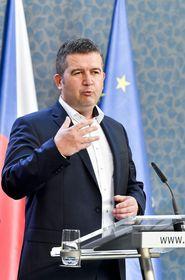Jan Hamáček, foto: ČTK/Vít Šimánek
