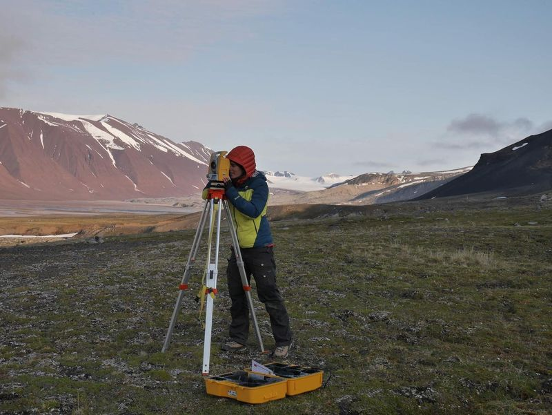 L'archipel Svalbard, photo: Centre for polar ecology