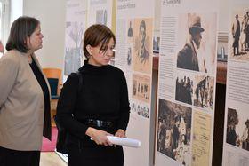L'exposition 'Masaryk et la terre sainte', photo: Ondřej Tomšů