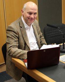 сенатор Павел Фишер, фото: Архив Чешского Радио