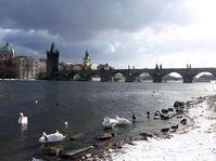 Puente de Carlos en Praga, foto: archivo de Radio Praga
