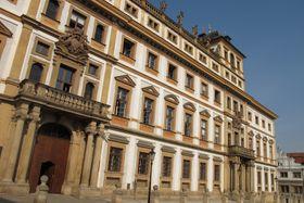 Тоскансий дворец (Фото: Кристина Макова, Чешское радио - Радио Прага)