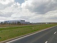 La zona industrial Triangle, foto: Google Maps