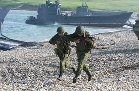 Russian fleet, illustrative photo: Vitaliy Ankov, Wikimedia CC BY-SA 3.0