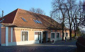 Le restaurant 'U Neužilů' ( état actuel )