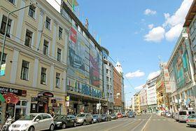 «Била лабуть» на улице На Поржичи (Фото: Олег Фетисов)