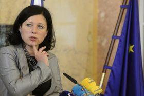 Věra Jourová, photo: CTK