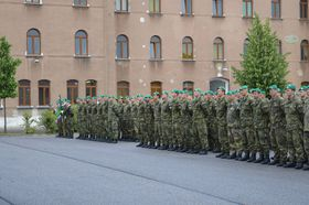 Chemische Schutztruppe (Foto: Archiv der tschechischen Armee)